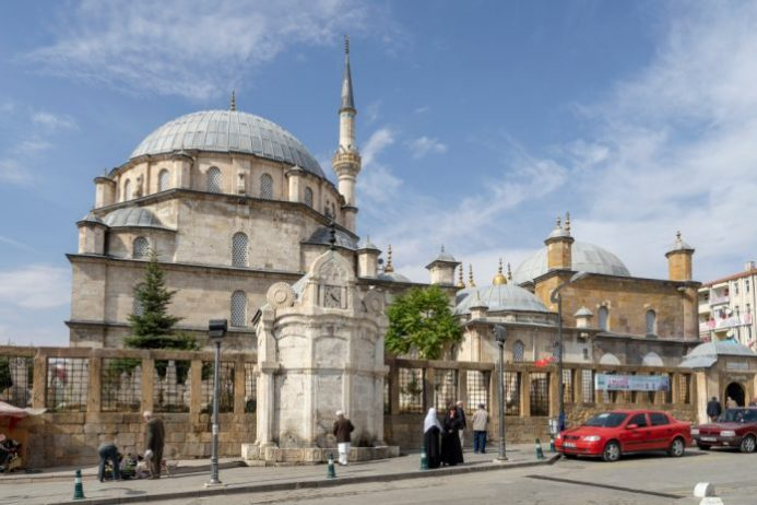 Çapanoğlu Cami