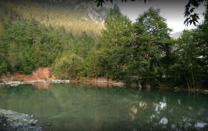 Cehennem Deresi Milli Parkı Kamp Alanı