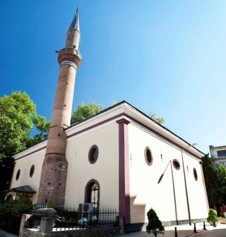 Çelebi Sultan Mehmet Cami