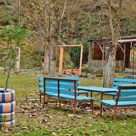 Çoşandere Kamp Alanı