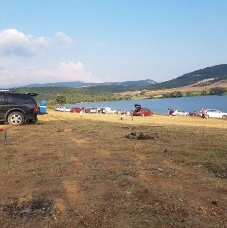 Dağyenice Göleti Kamp Alanı
