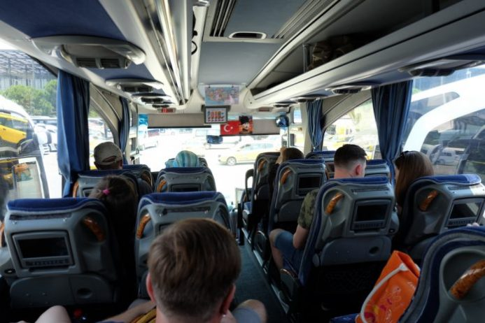 Dalaman Havalimanı Havaş Otobüsleri