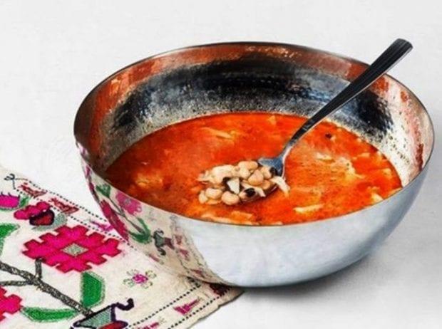Dımbıl Çorbası