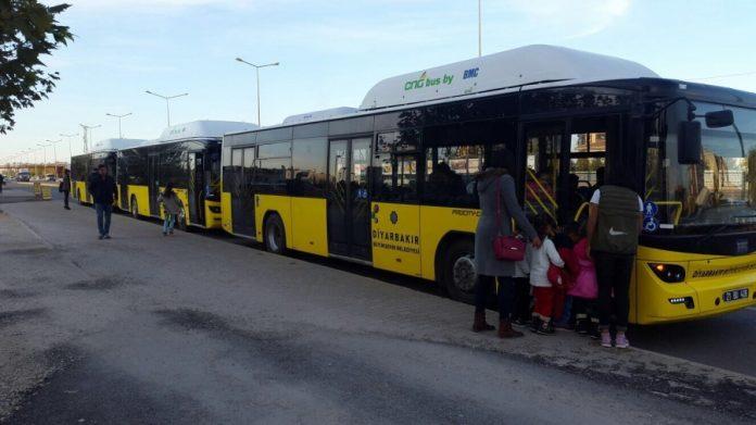 diyarbakır havalimanı otobüsü