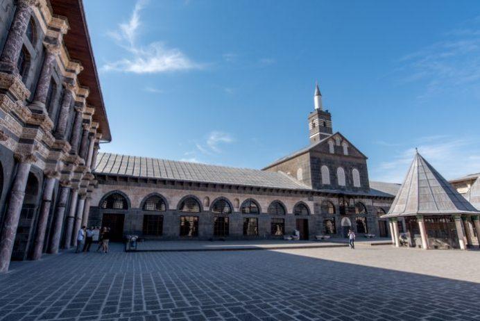 Ulu Cami, Diyarbakır