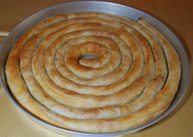 Dolamber Böreği