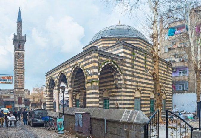 Dört Ayaklı Cami, Diyarbakır