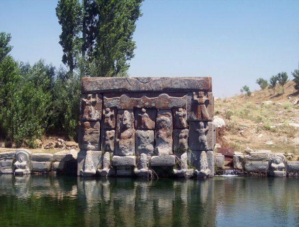 Eflatunpınar Hitit Su Anıtı, Konya