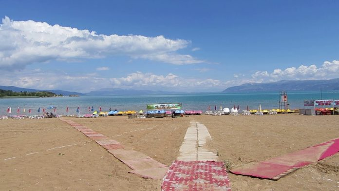 Altınkum Plajı Kamp Alanı
