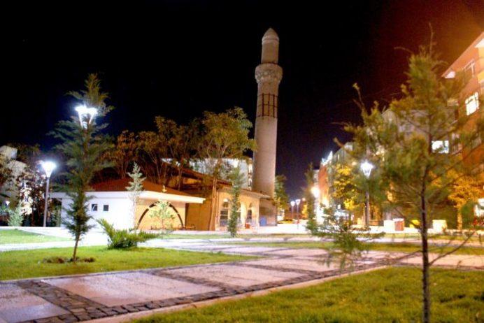 Eğri Minare, Aksaray