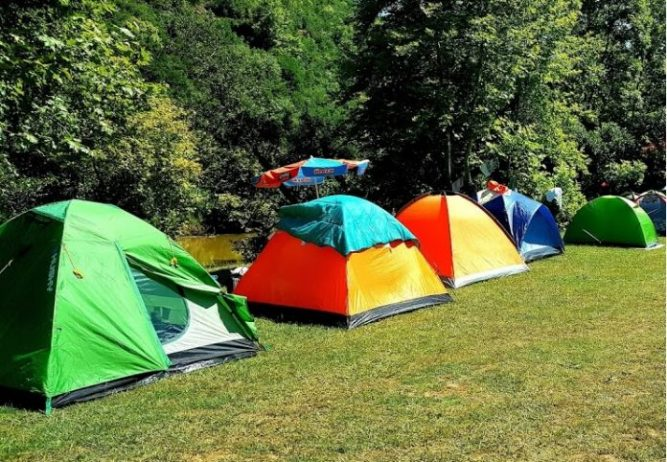 Erikli Yaylası Kamp Alanı