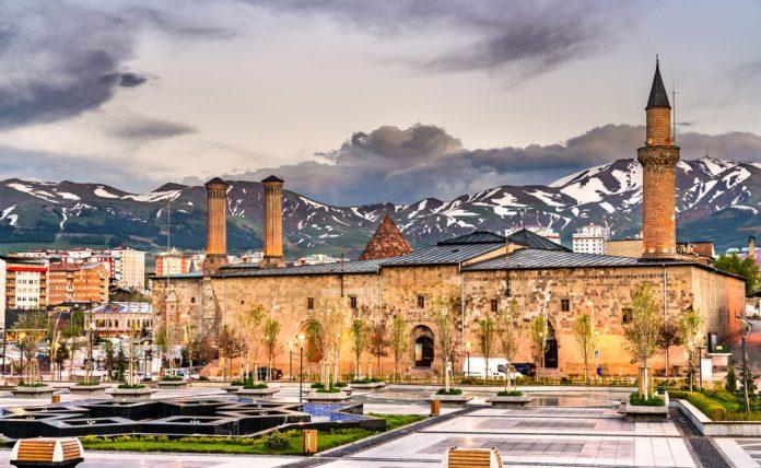 Ulu Cami, Erzurum