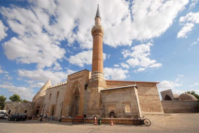 Eşrefoğlu Cami, Konya