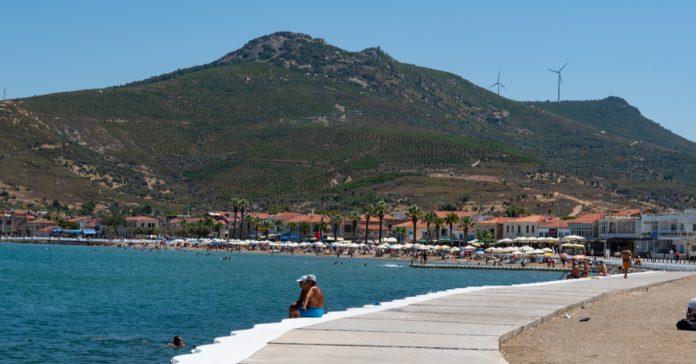 foça belediyesi halk plajı