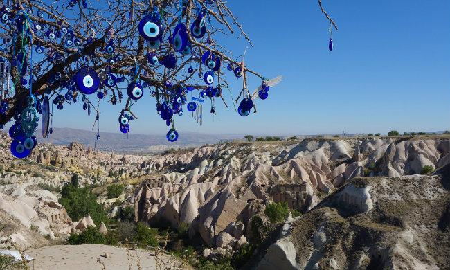 Göreme Panorama Manzara İzleme Noktası