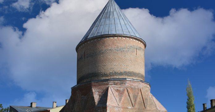 güdük minare