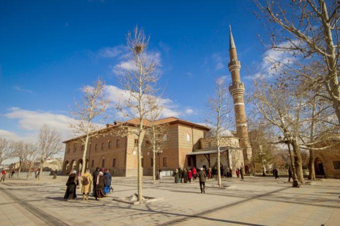 Hacı Bayram Veli Camii, Ankara