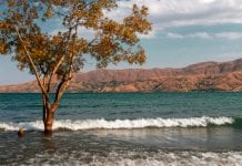hazar gölü