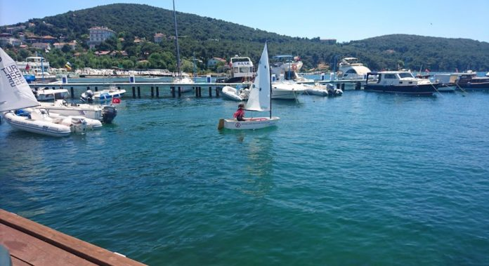 Heybeliada Su Sporları Kulübü Plajı