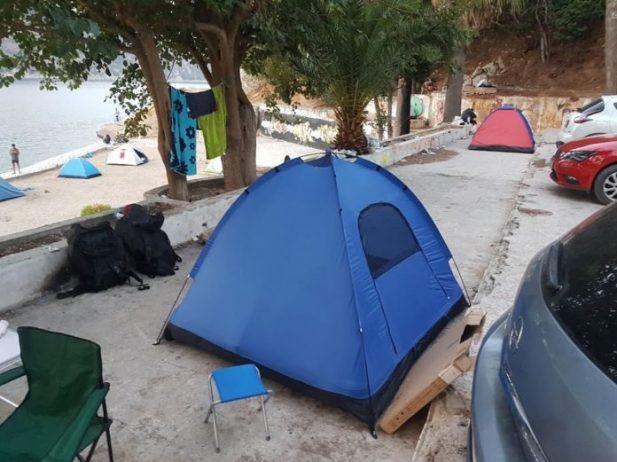 İçmeler Kamp Alanı