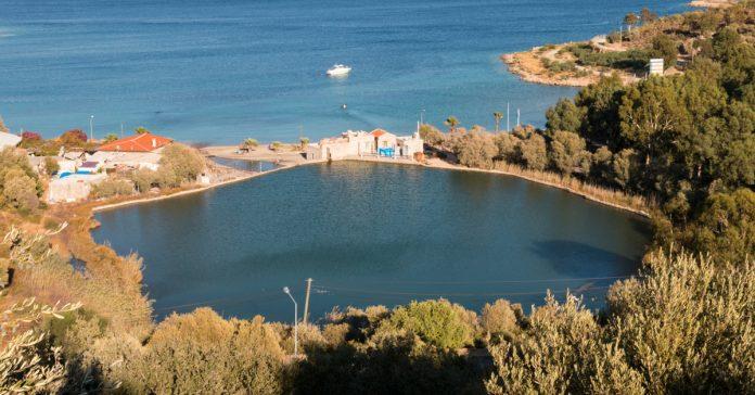ılıca gölü