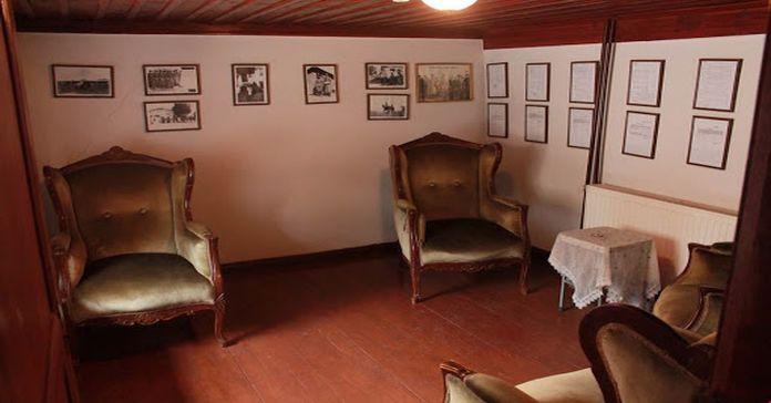 İnönü Karargah Müzesi