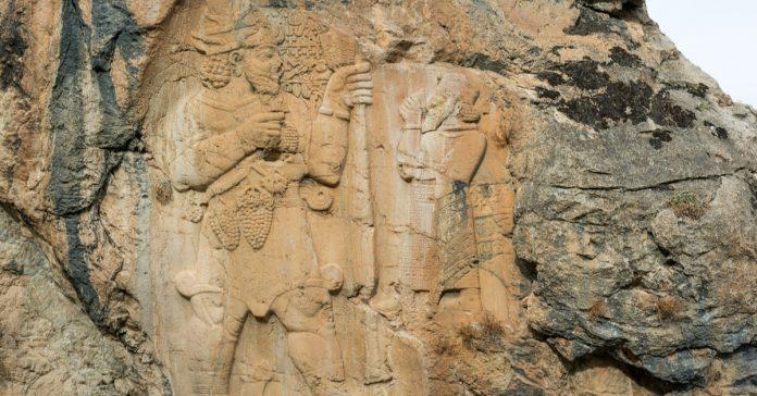 ivriz kaya anıtı