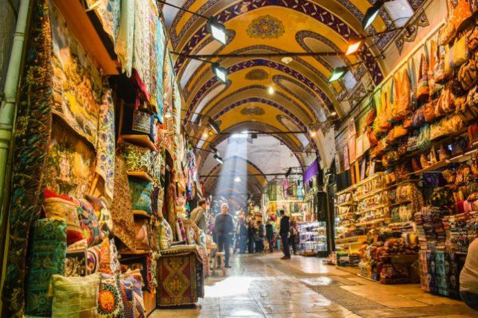 Kapalı Çarşı, İstanbul