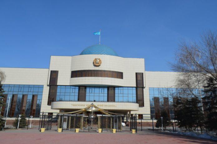 Kazakistan Cumhuriyeti Birinci Cumhurbaşkanı Müzesi