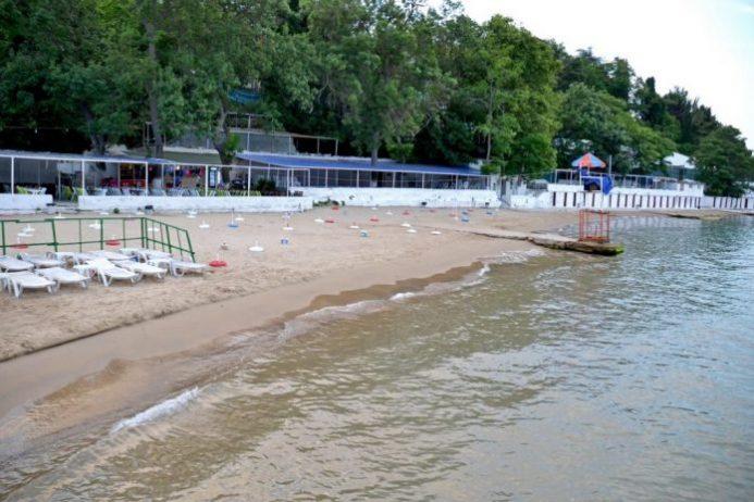 Kilyos Altınkum Plajı