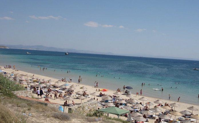 Kınalıada Kumluk Beach