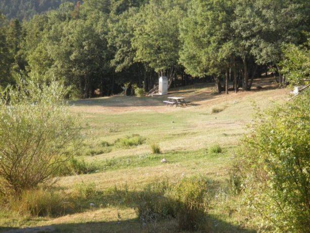 Kocakoru Tabiat Parkı Kamp Alanı