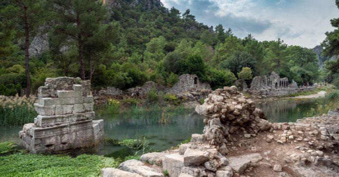 likya antik kenti