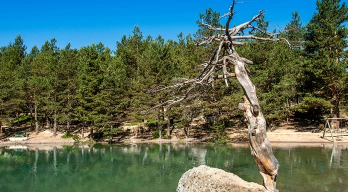 limni gölü tabiat parkı