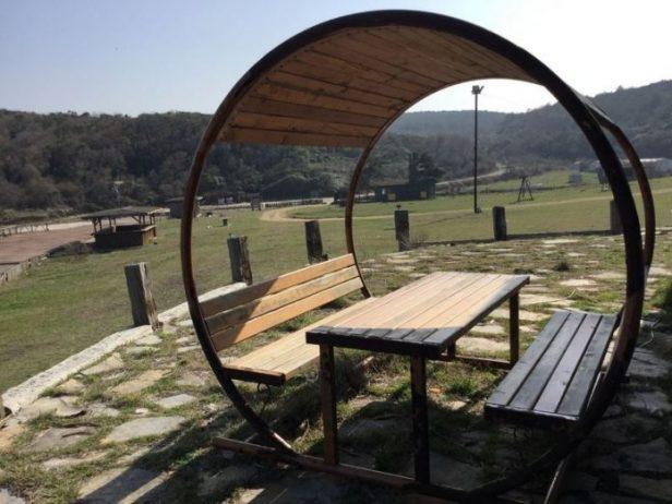 Marmaracık Koyu Tabiat Parkı Kamp Alanı