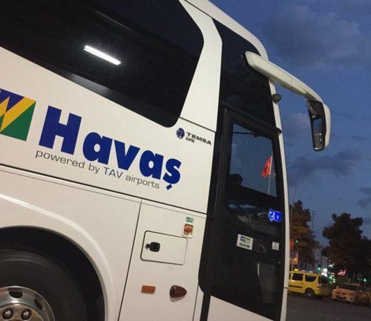 Mersin - Adana Havalimanı Havaş Otobüsü