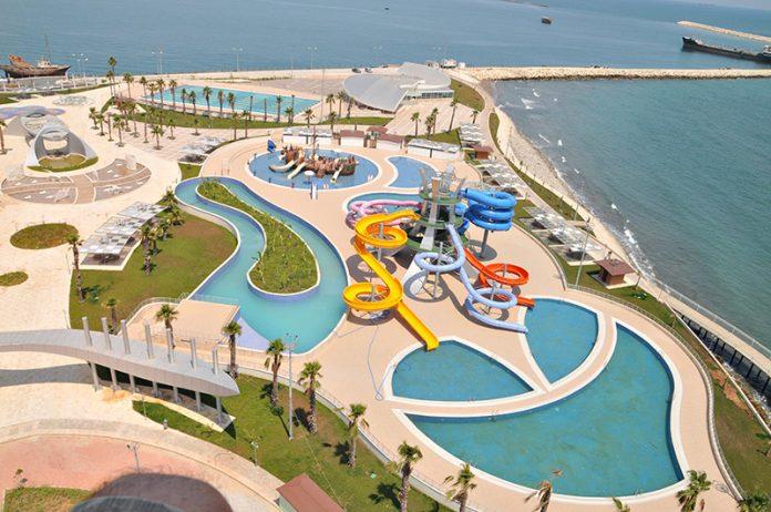 Mersin Büyükşehir Belediyesi Aquapark
