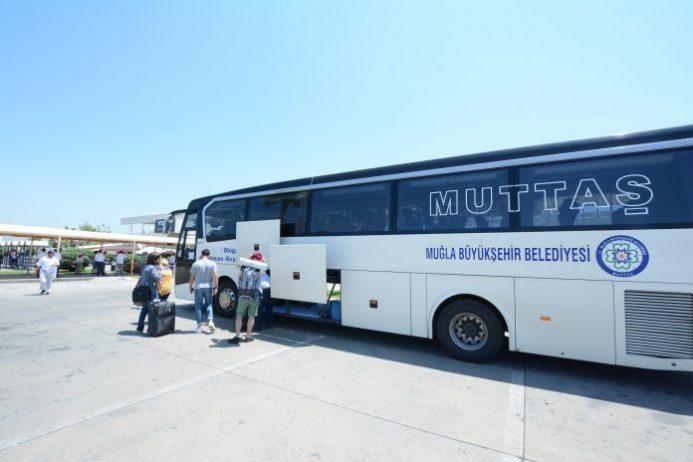 Dalaman Havalimanı Muttaş Otobüsü