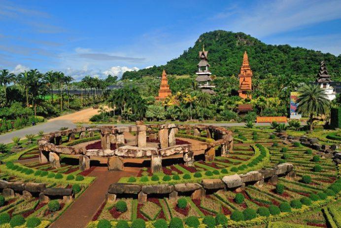 Nong Nooch Tropikal Botanik Bahçesi