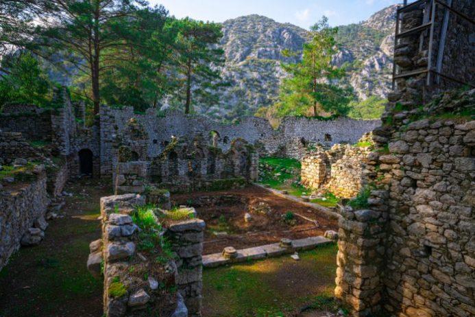 Olimpos Antik Kenti, Antalya