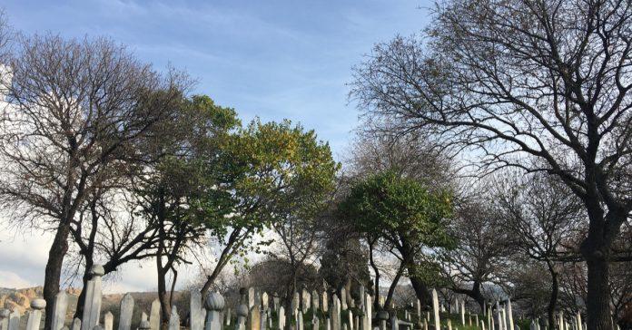 osmanlı mezarı