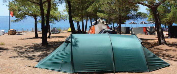 Palamutbükü Kamp Alanı
