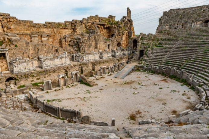 Perge Arkeolojik Alanı, Antalya