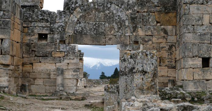 aziz martyrion kilisesi