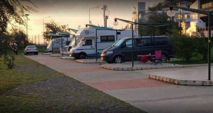 Samsun Karavan Kamp Alanı