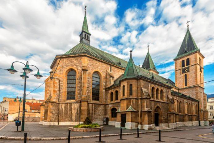 Saraybosna Katedrali
