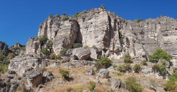 seben kaya evleri