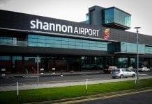 shannon havalimanıı