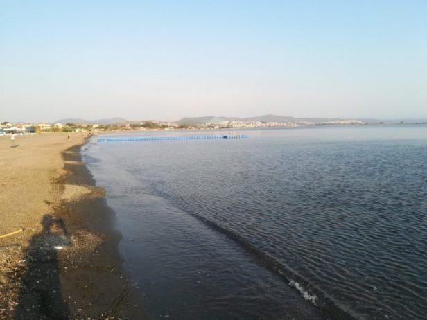 Sığacık Akvaryum Koyu Kamp Alanı, İzmir