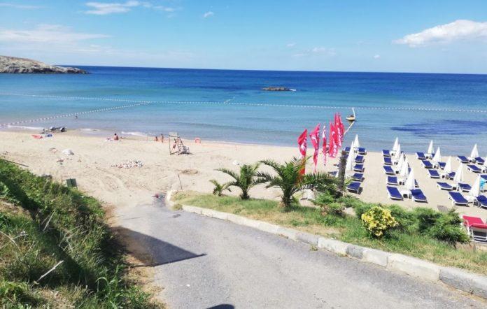 Şile Ağlayankaya Plajı